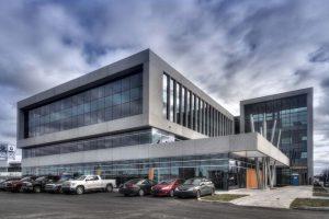 Laurent & Clark — Montréal | sixty7 Architecture Road